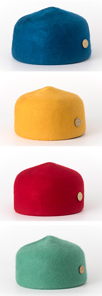 Trevor, Simon-and-Mary-fez-hat-collection-collaboration